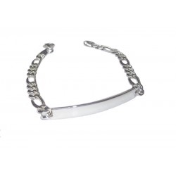 Schildarmband, Armkette...